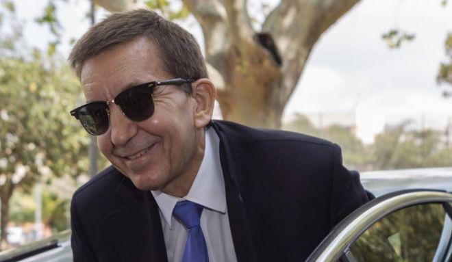El fiscal jefe de Anticorrupción, Manuel Moix, este miércoles, en...