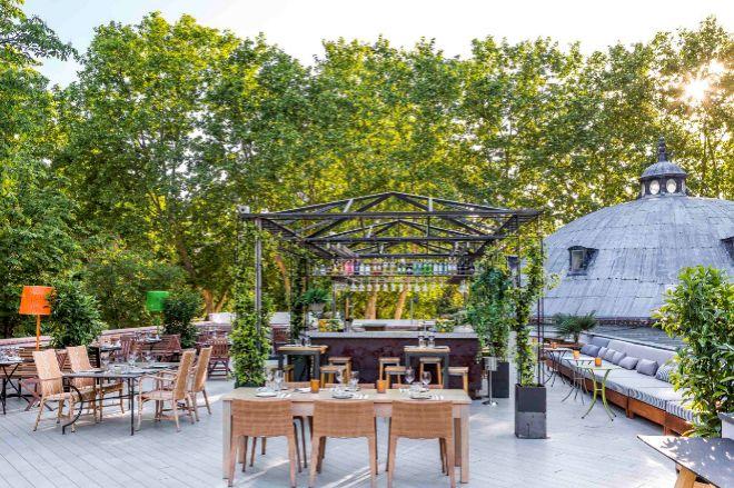 Restaurantes Con Terraza 30 Novedades Madrileñas Para 2017
