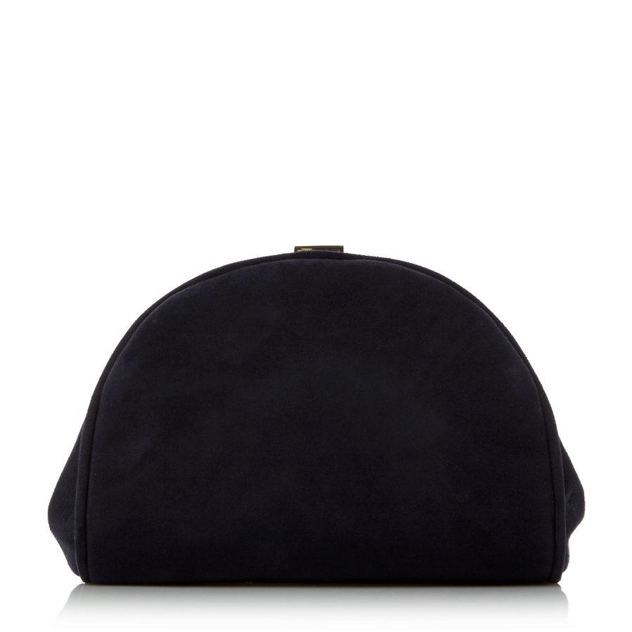 0738fb725 Clutch de ante negro de Dune   Yodona/moda   EL MUNDO
