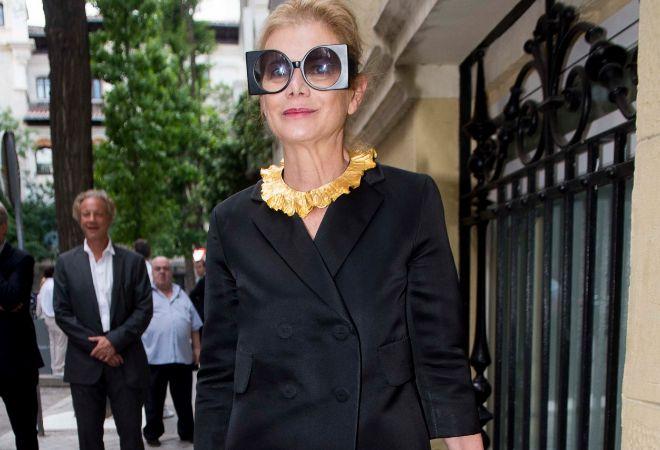 elena ochoa la gran anfitriona de la fiesta celebrada en madrid
