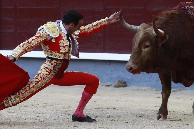 Enrique Ponce dejó una gran sensación en la Feria de San Isidro 2017