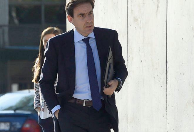 Javier López Madrid, en una imagen reciente.