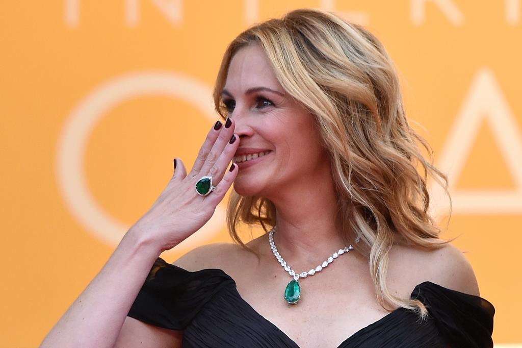 La actriz Julia Roberts, en el Festival de Cannes