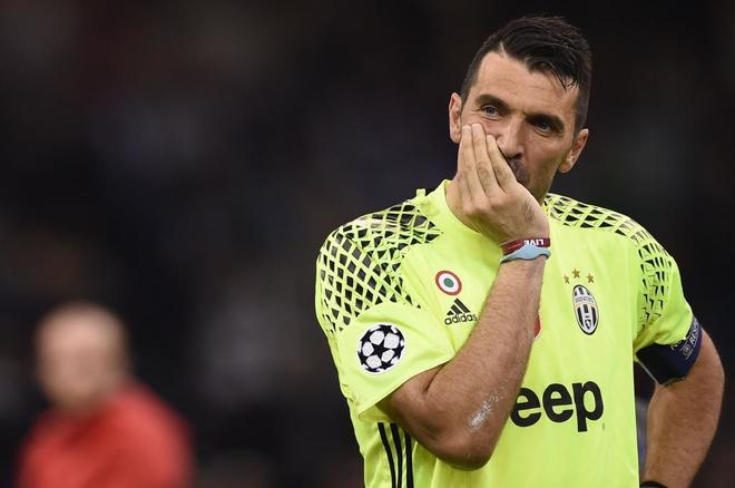 42e86ba41fb2f Champions League  La eterna maldición de Gigi Buffon