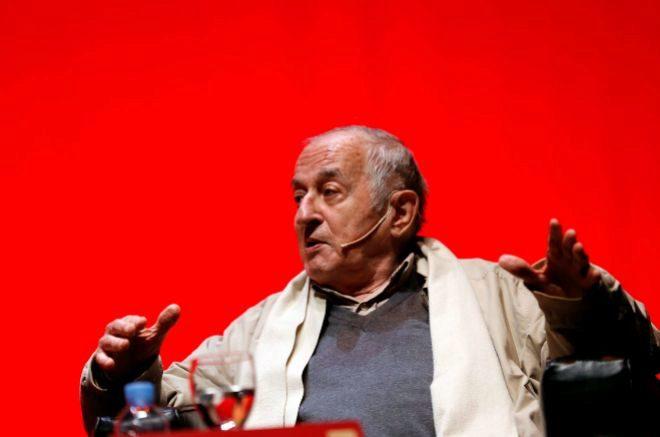 Juan Goytisolo en una fotografía de archivo de 2015