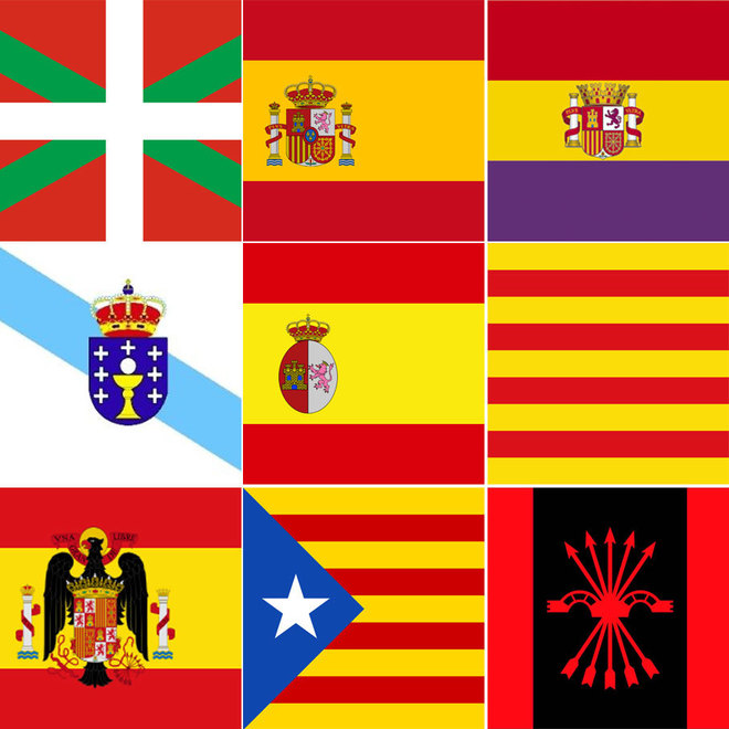 simbolos republicanos en espana