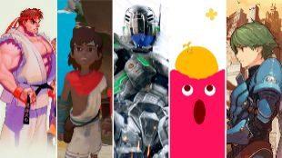 Cinco videojuegos para empezar bien junio