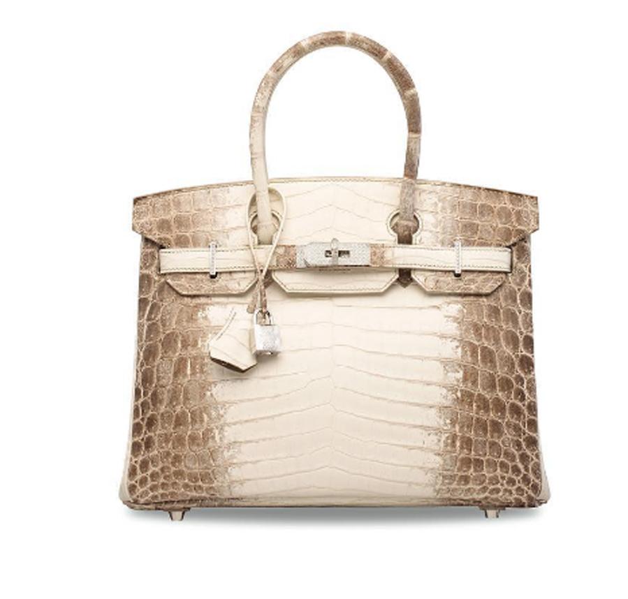 Bolso Hermes Birkin Cocodrilo
