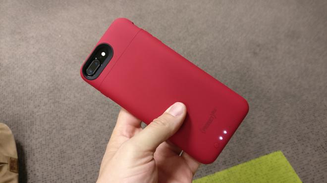 carcasa roja iphone 7