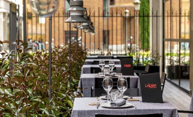 restaurantes gastron micos con terraza en madrid