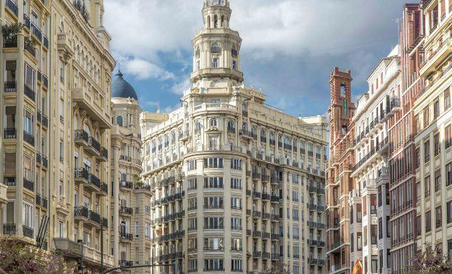 Los arquitectos piden revisar el listado de edificios - Listado arquitectos valencia ...