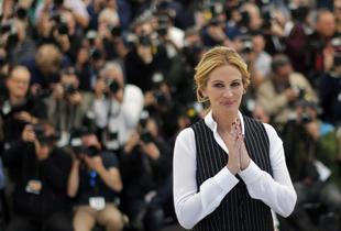 La actriz Julia Roberts, en el pasado Festival de Cannes.