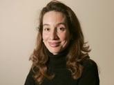 La doctora Elisa Pinto, durante una entrevista.