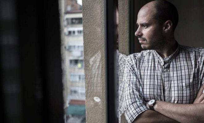 Antonio Pampliega (Madrid, 1982) es periodista y ha cubierto zonas de conflicto desde 2008.
