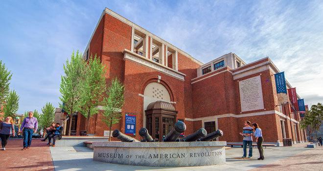 Museo De La Revolucion.Nace El Museo De La Revolucion Americana En Filadelfia Viajes El