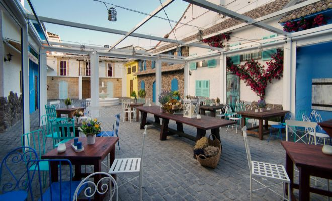 Restaurantes Con Terraza Dónde Disfrutar Del Brunch Al Aire