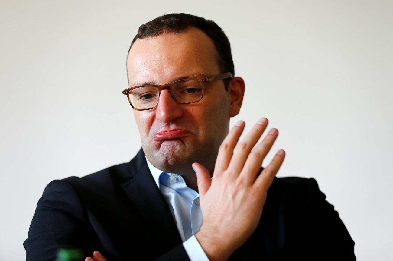 Resultado de imagen para Jens Spahn alemania