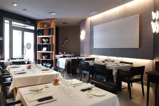 Restaurante San Sebastián 57.