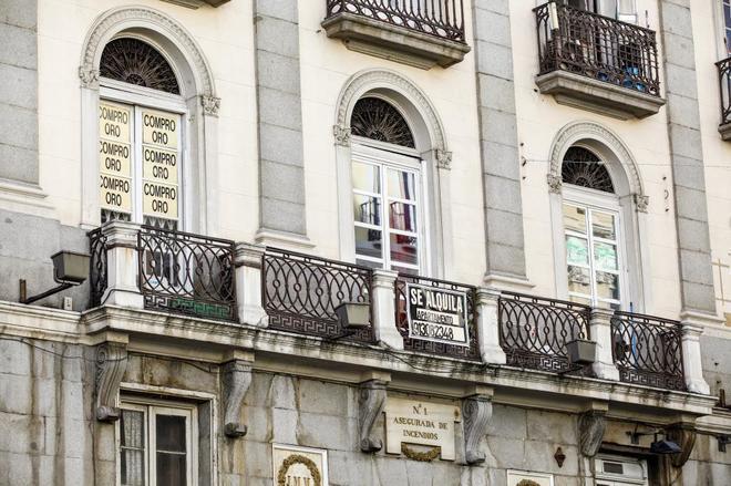 Los agentes de la propiedad advierten del alarmante for Piso turistico madrid