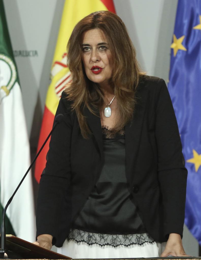 Sonia gaya junta de andalucia