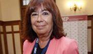 La ex ministra socialista Cristina Narbona.