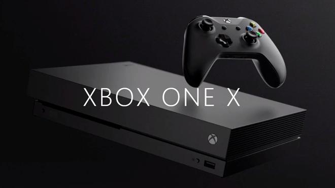 Xbox One X: Microsoft anuncia la consola más potente (y más cara) del mundo