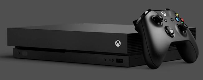 Microsoft anuncia Xbox One X, la consola más potente (y más cara) del mundo