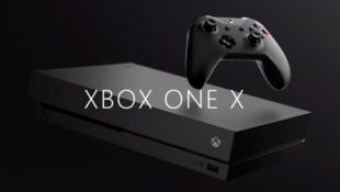 Xbox One X, la nueva consola de Microsoft