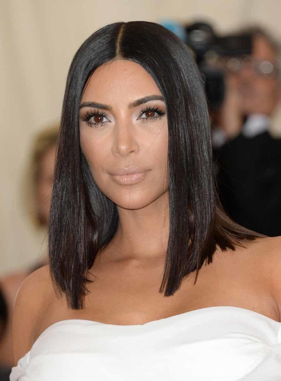 Cortes de cabello kim kardashian