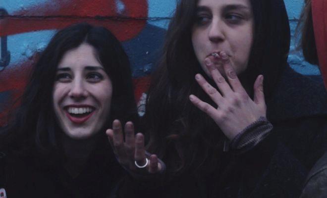 Fotograma de la película 'Julia Ist'.