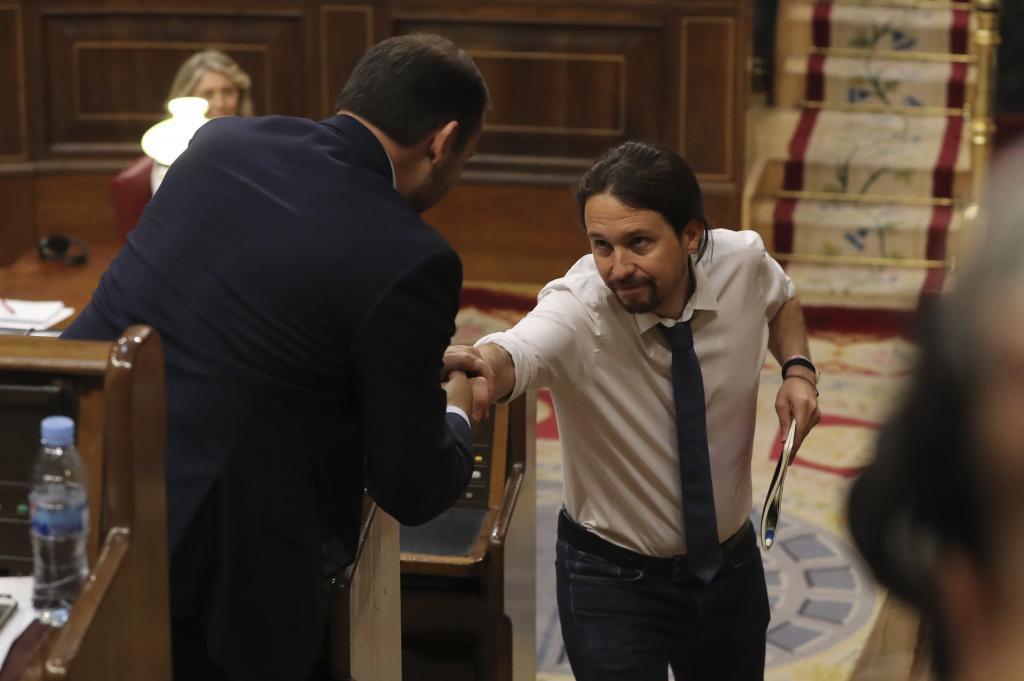 Directo: moción de censura de Pablo Iglesias contra Rajoy | España ...