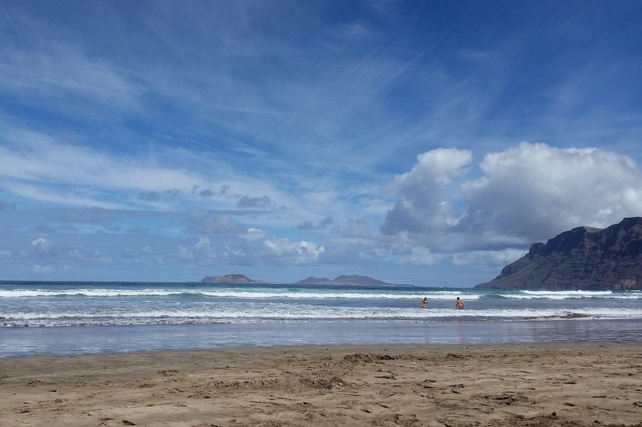 Playa La Francesa (Lanzarote)