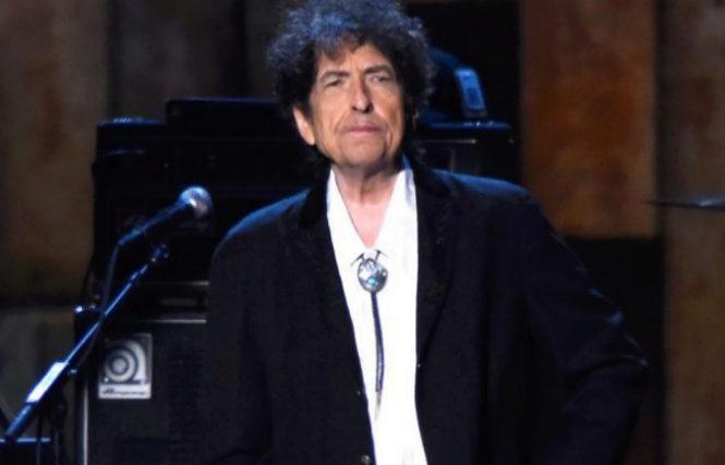 Bob Dylan en una imagen de 2015.