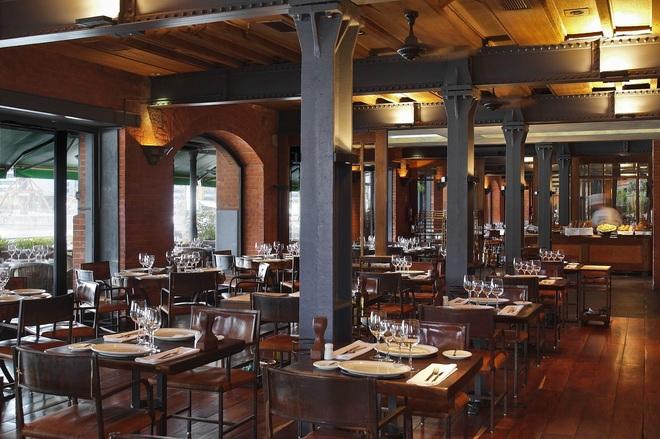 Restaurante Cabaña Las Lilas.