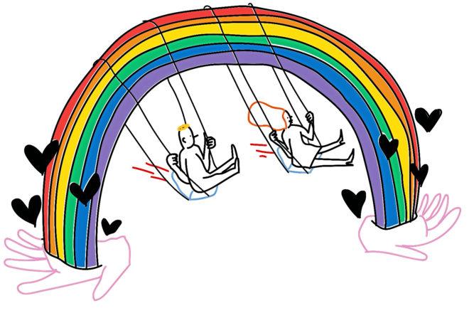 ADMITIR QUE ERES GAY