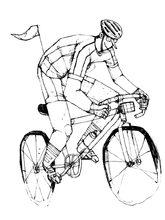 Es el primer mandamiento para cualquier ciclista: cuanto más se te...