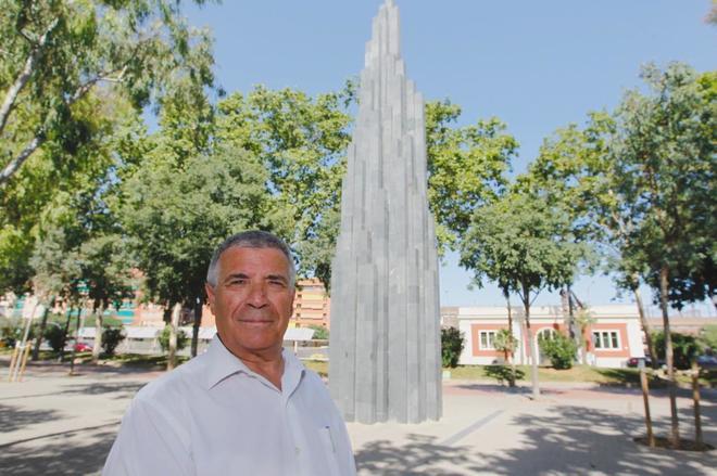 El presidente de la Asociación Catalana de Víctimas de...
