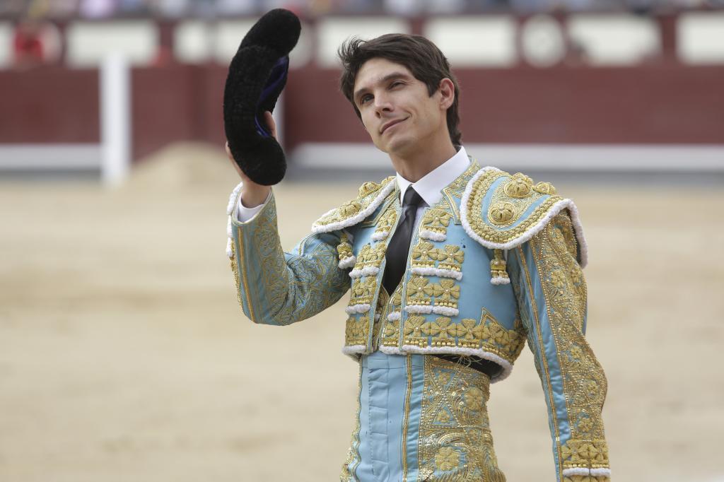 Sebastián Castella en Las Ventas