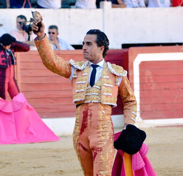 Imagen de Fandiño tras una corrida en Francia.