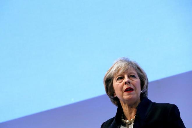 Cara a cara entre el Reino Unido y la UE para negociar el Brexit