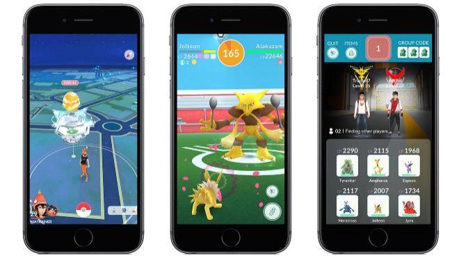 Un año después, Pokémon Go sigue vivo