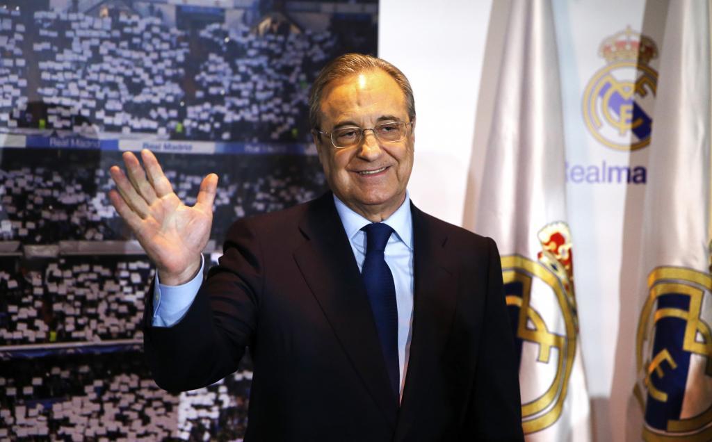 Florentino, sin angustias ni ofertas por Cristiano