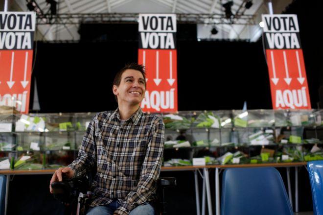 El delegado de Participación Ciudadana y Gobierno Abierto, Pablo Soto.