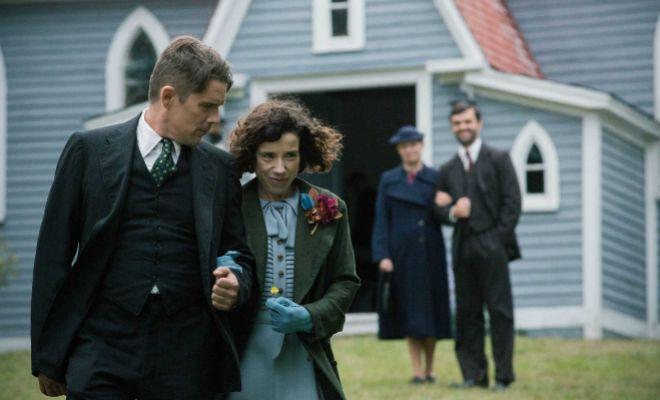 Fotograma de la película 'Maudie, el color de la vida'.