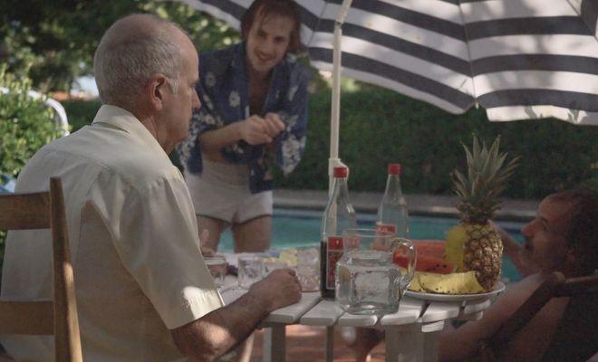 Fotograma de la película 'La película de nuestra vida'.