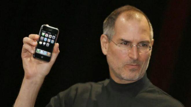 858124e75b0 Steve Jobs mandó crear el iPhone porque odiaba a un ejecutivo de Microsoft  | Tecnología Home | EL MUNDO