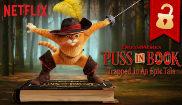 'Puss in Book: Trapped in an Epic Tale', en la plataforma de Netflix.