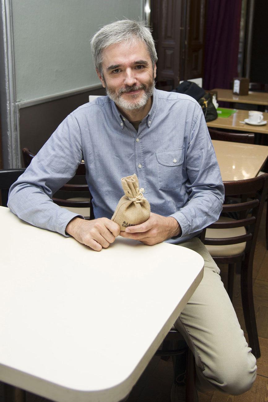 Gurú gastronómico. Gracias a su blog Elcomidista se ha convertido...