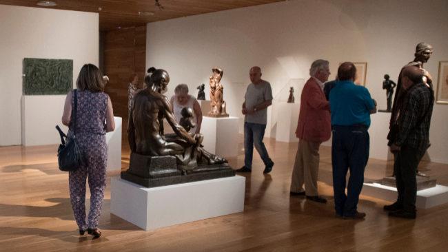 Castellón acoge la primera exposición conjunta de los 3 museos de Bellas Artes de la Comunidad Valenciana