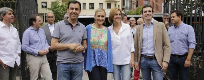 Los barones del PP piden anticipar los candidatos de grandes ciudades